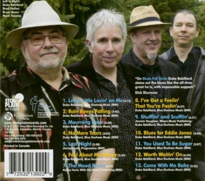 Duke Robillard Band