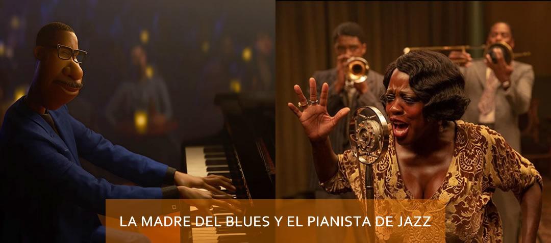 LA MADRE DEL BLUES Y EL PIANISTA DE JAZZ