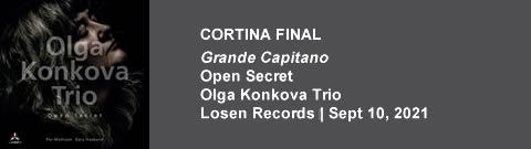 CORTINA FINAL Grande Capitano - Olga Konkova Trio